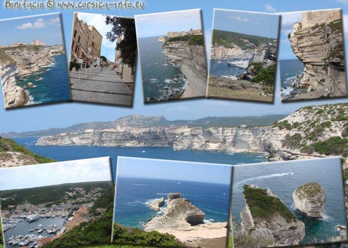 Corisca - Bonifacio op de witte kliffen