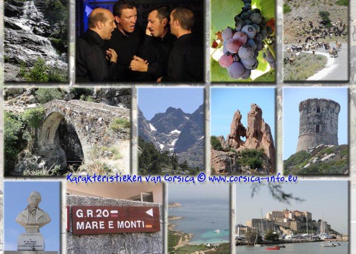 Dit is het echte Corsica