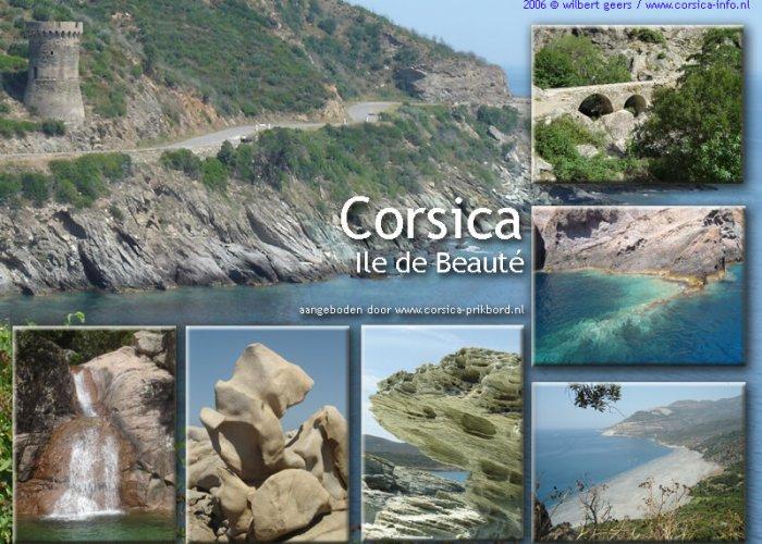 Corisca - heel veel moois