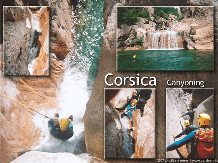 collage_corsica_canyoning
