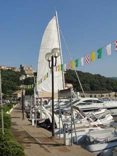 Haven van Porto Vecchio - Zuid Corsica