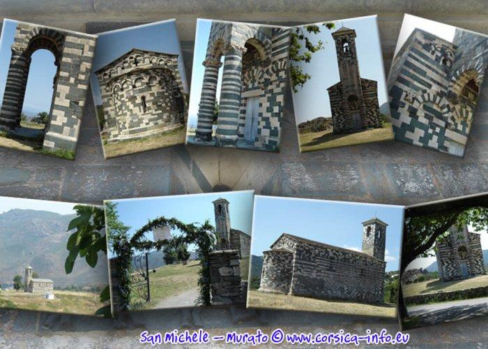 Corsica Kerkje st Michel Murato