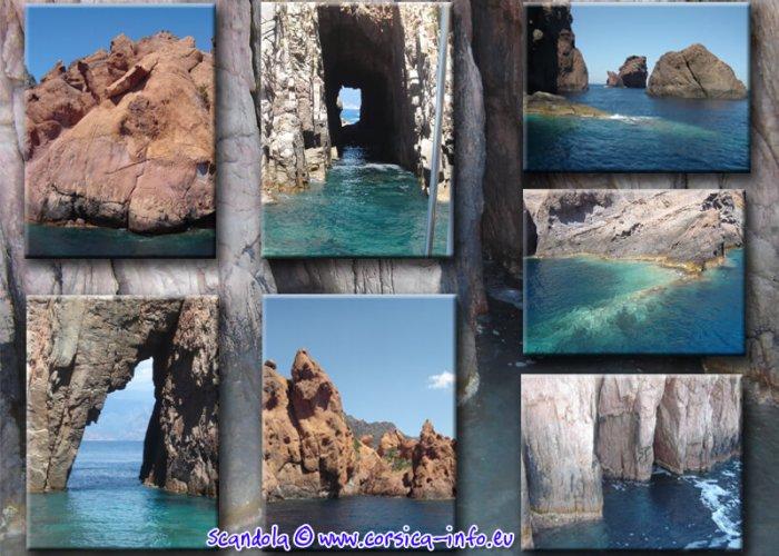 Corsica Scandola