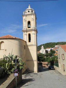 Cargese - grieks dorpje aan de weskust