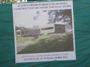 filitosa in aanbouw