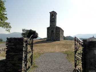 Kerkje San Michele Murato