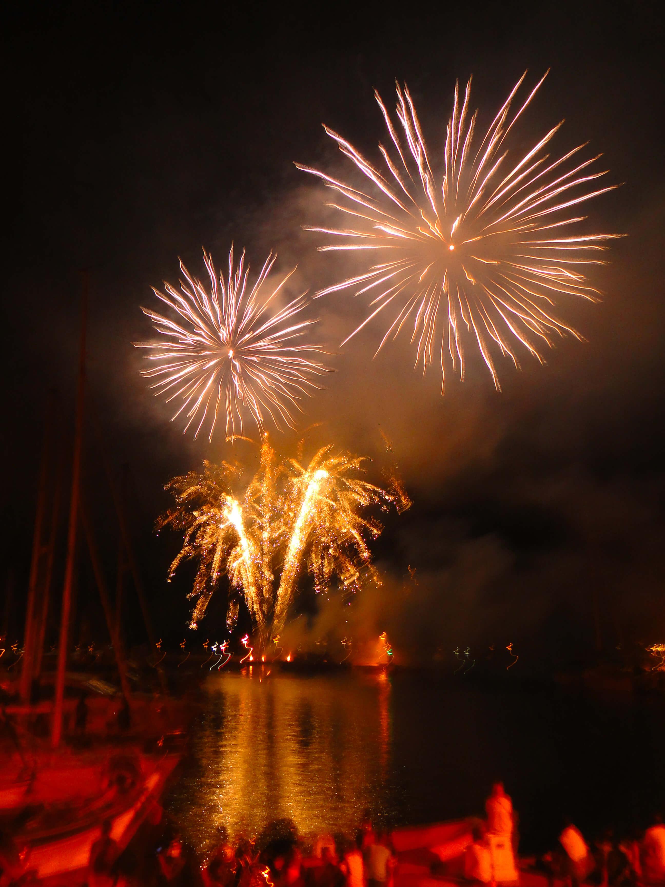Vuurwerk Sant Florent