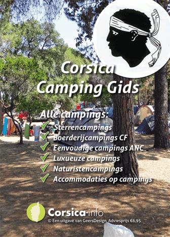 Corsica Camping Gids