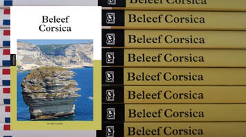 Boeken, Reisgidsen, Kaarten en Cd's van Corsica: Beleef Corsica
