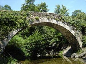Genuese brug in de Valinco