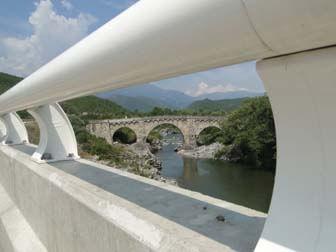 Ponte Altiani Centraal Corsica